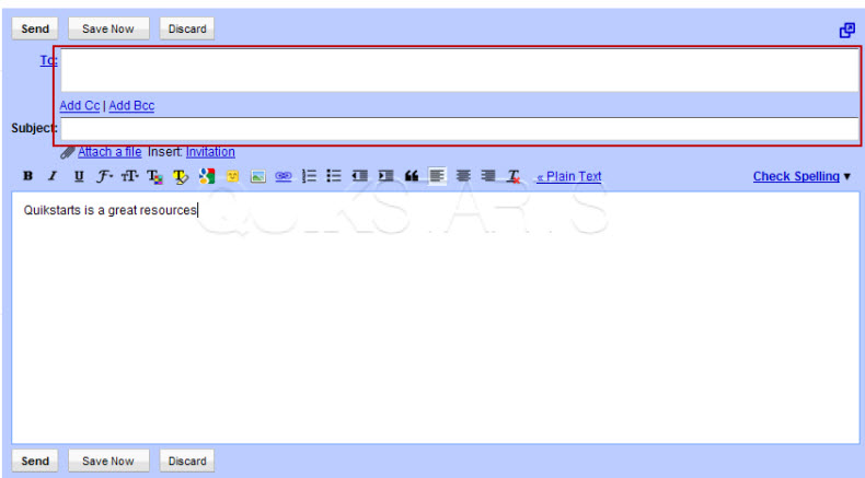how to send images in gmail