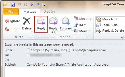how to create auto reply in microsoft outlook 2010