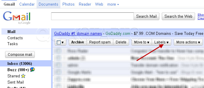 youtube how to create folders in gmail