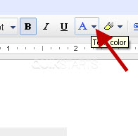 how to change your google docs suggestion color