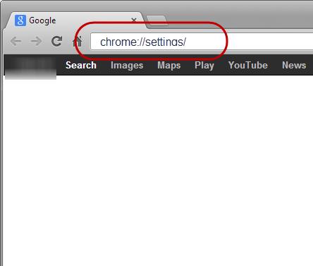 how to set google chrome default browser