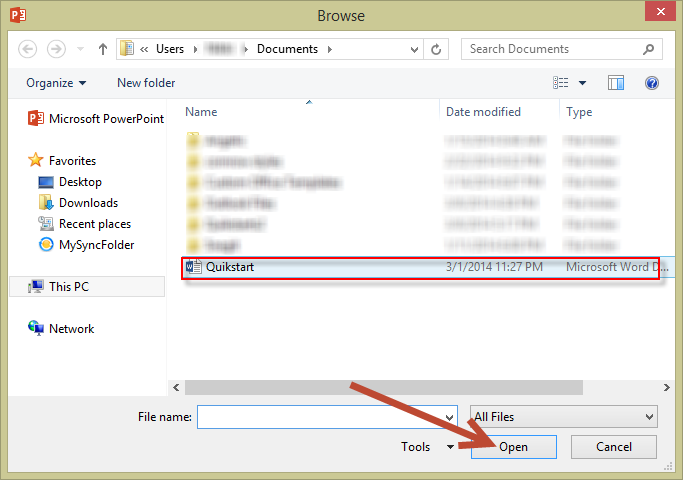 how to add footnotes to powerpoint 2013